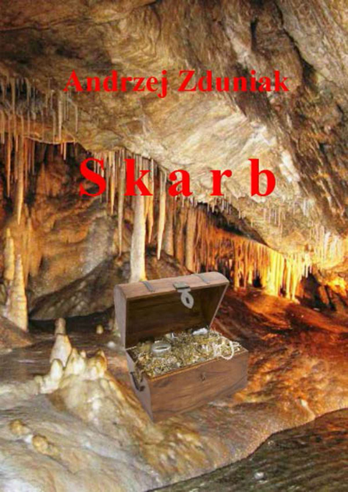 Skarb - Ebook (Książka na Kindle) do pobrania w formacie MOBI