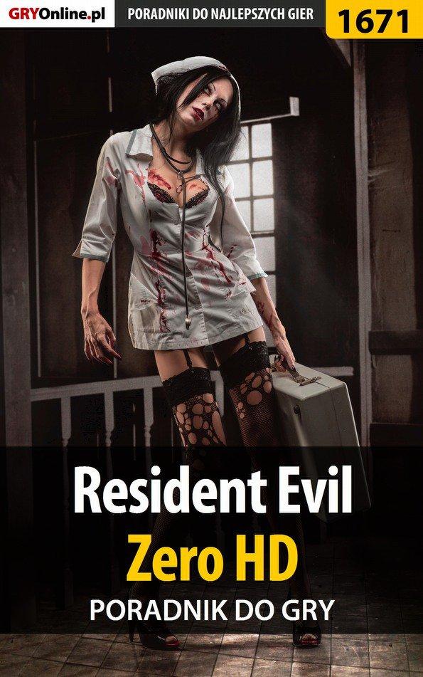 Resident Evil Zero HD - poradnik do gry - Ebook (Książka EPUB) do pobrania w formacie EPUB
