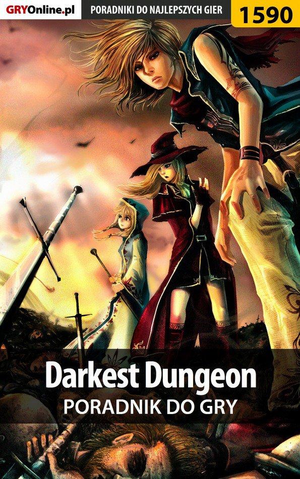 Darkest Dungeon - poradnik do gry - Ebook (Książka EPUB) do pobrania w formacie EPUB