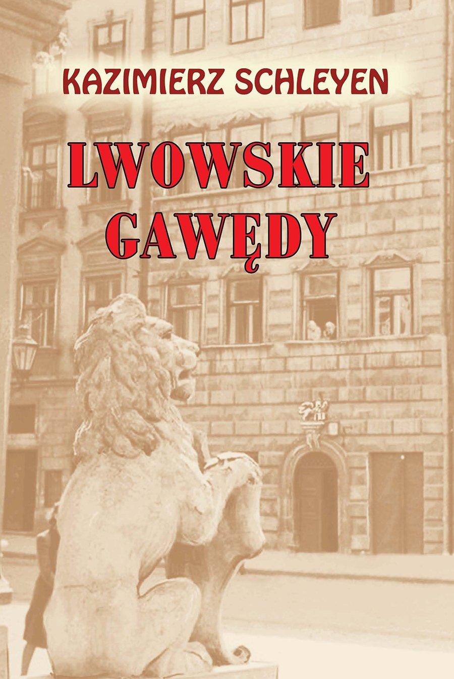 Lwowskie gawędy - Ebook (Książka na Kindle) do pobrania w formacie MOBI