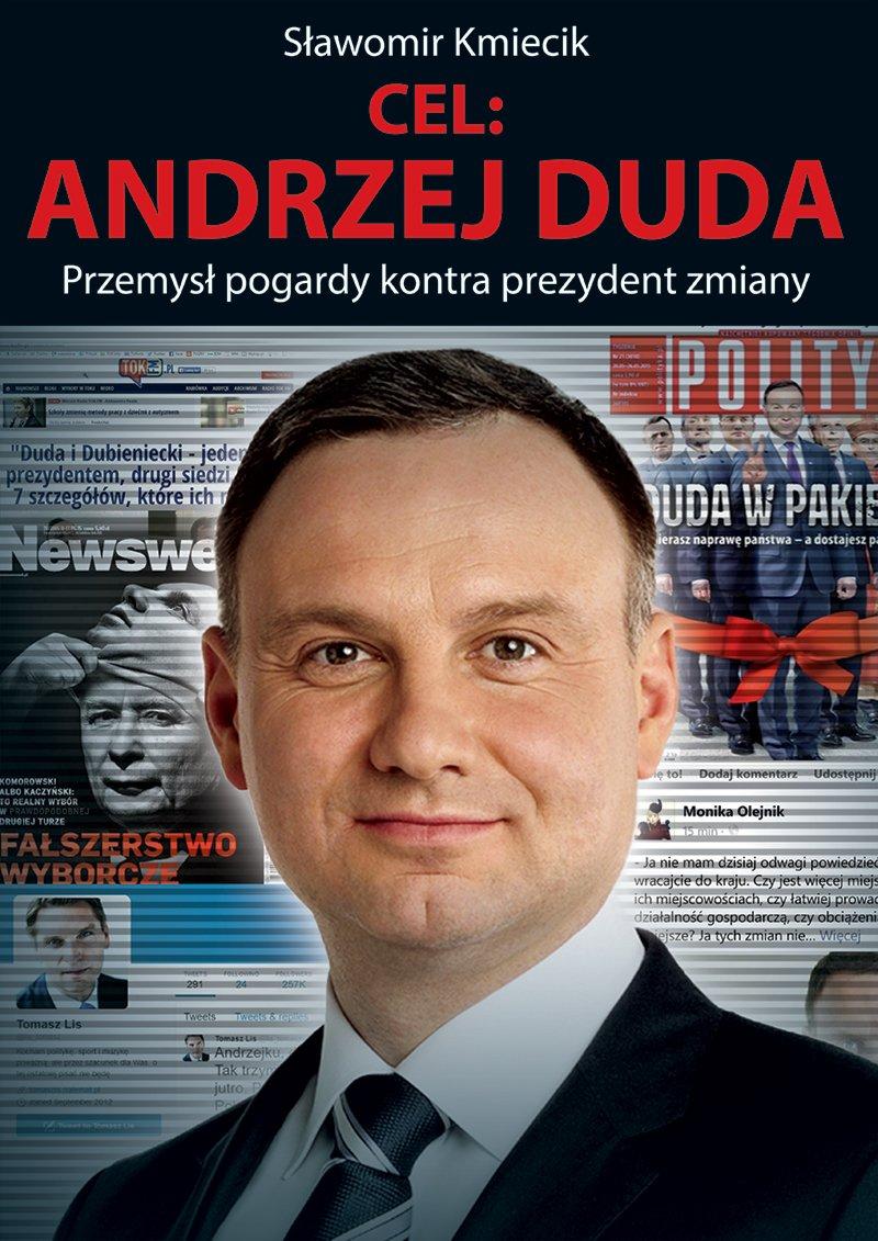Cel: Andrzej Duda - Ebook (Książka na Kindle) do pobrania w formacie MOBI