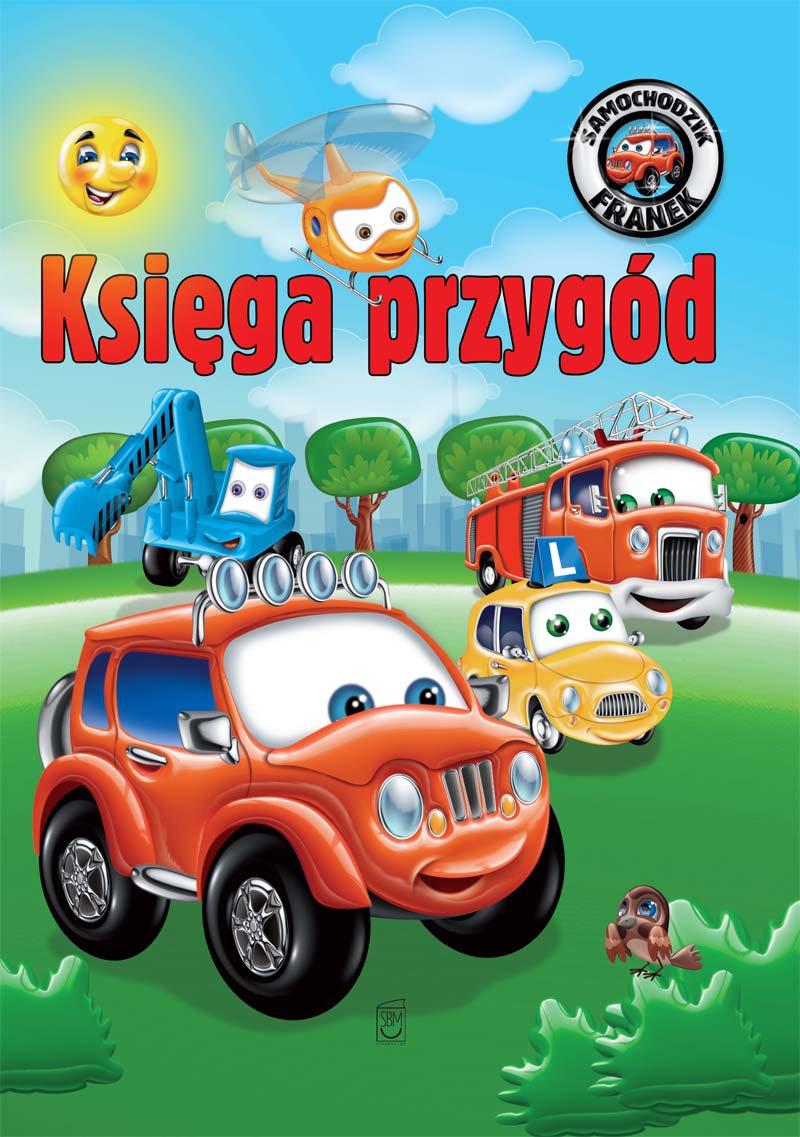 Samochodzik Franek. Księga przygód - Ebook (Książka PDF) do pobrania w formacie PDF