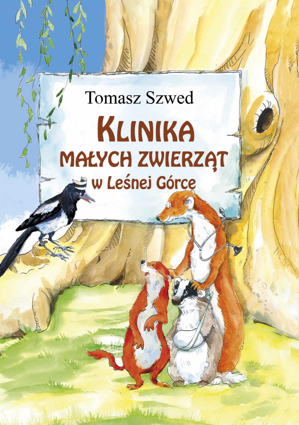 Klinika Małych Zwierząt w Leśnej Górce - Ebook (Książka EPUB) do pobrania w formacie EPUB