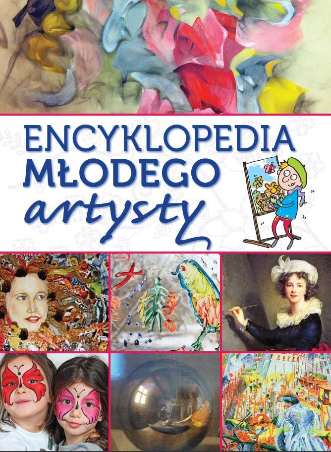 Encyklopedia młodego artysty - Ebook (Książka PDF) do pobrania w formacie PDF
