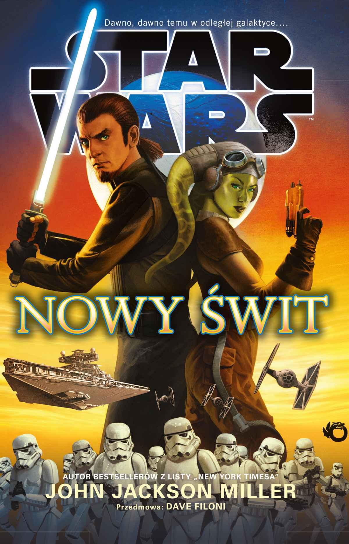 Star Wars. Nowy świt - Ebook (Książka EPUB) do pobrania w formacie EPUB