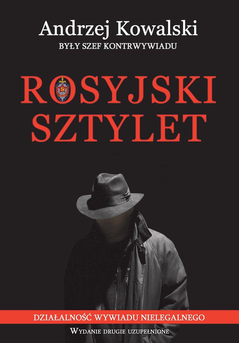 Rosyjski sztylet - Ebook (Książka EPUB) do pobrania w formacie EPUB