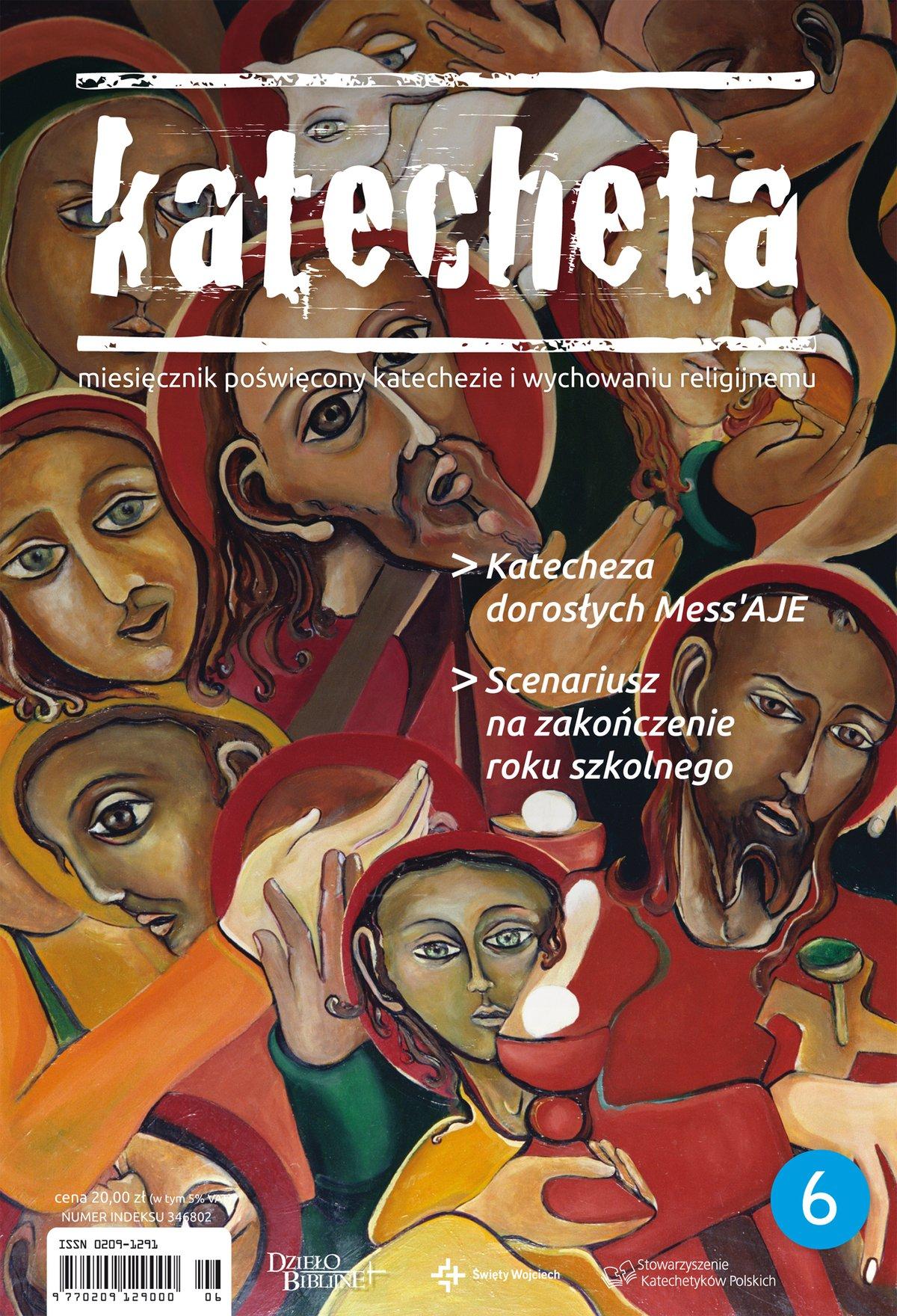 Katecheta nr 06/2015 - Ebook (Książka EPUB) do pobrania w formacie EPUB