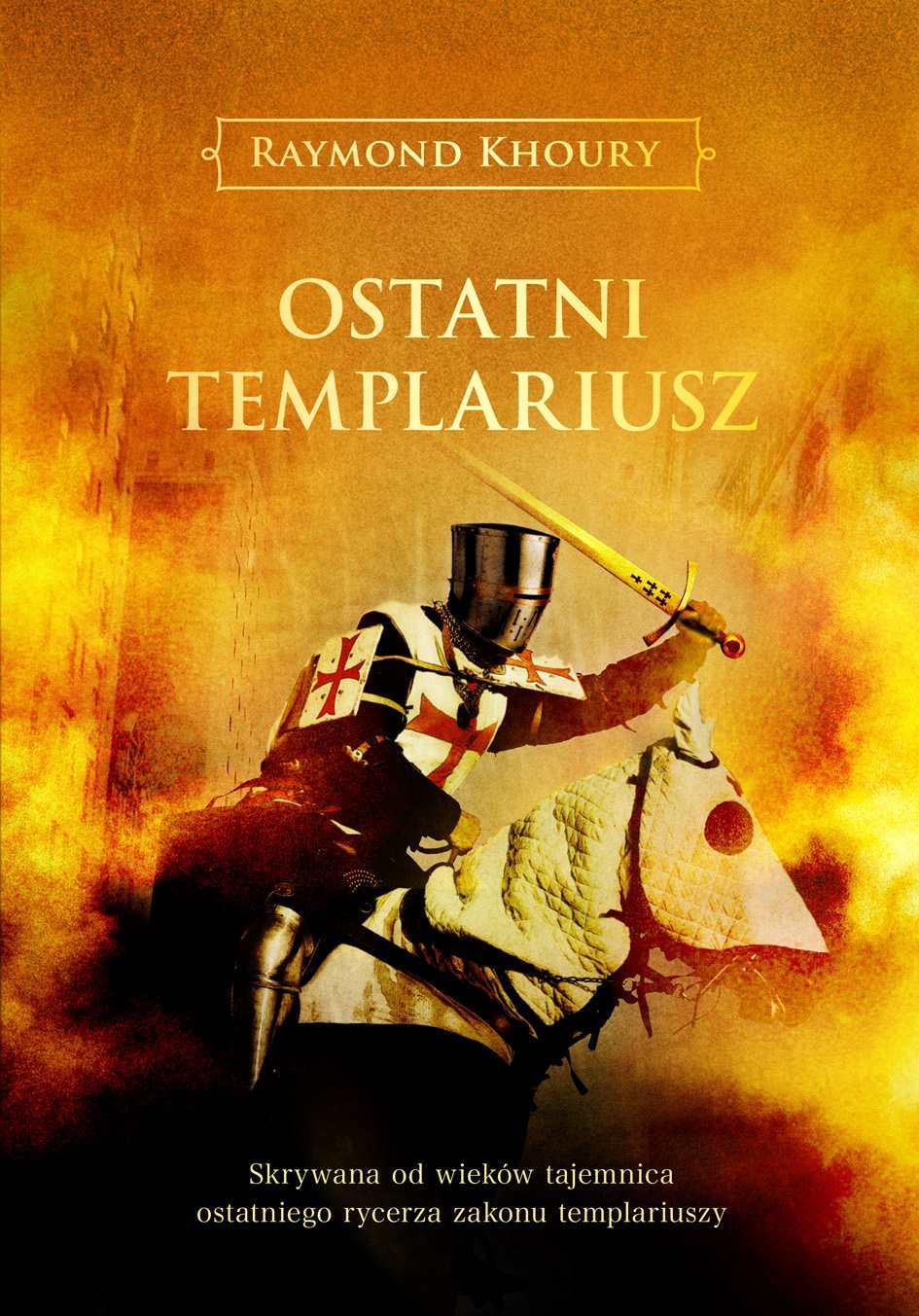 Ostatni templariusz - Ebook (Książka EPUB) do pobrania w formacie EPUB