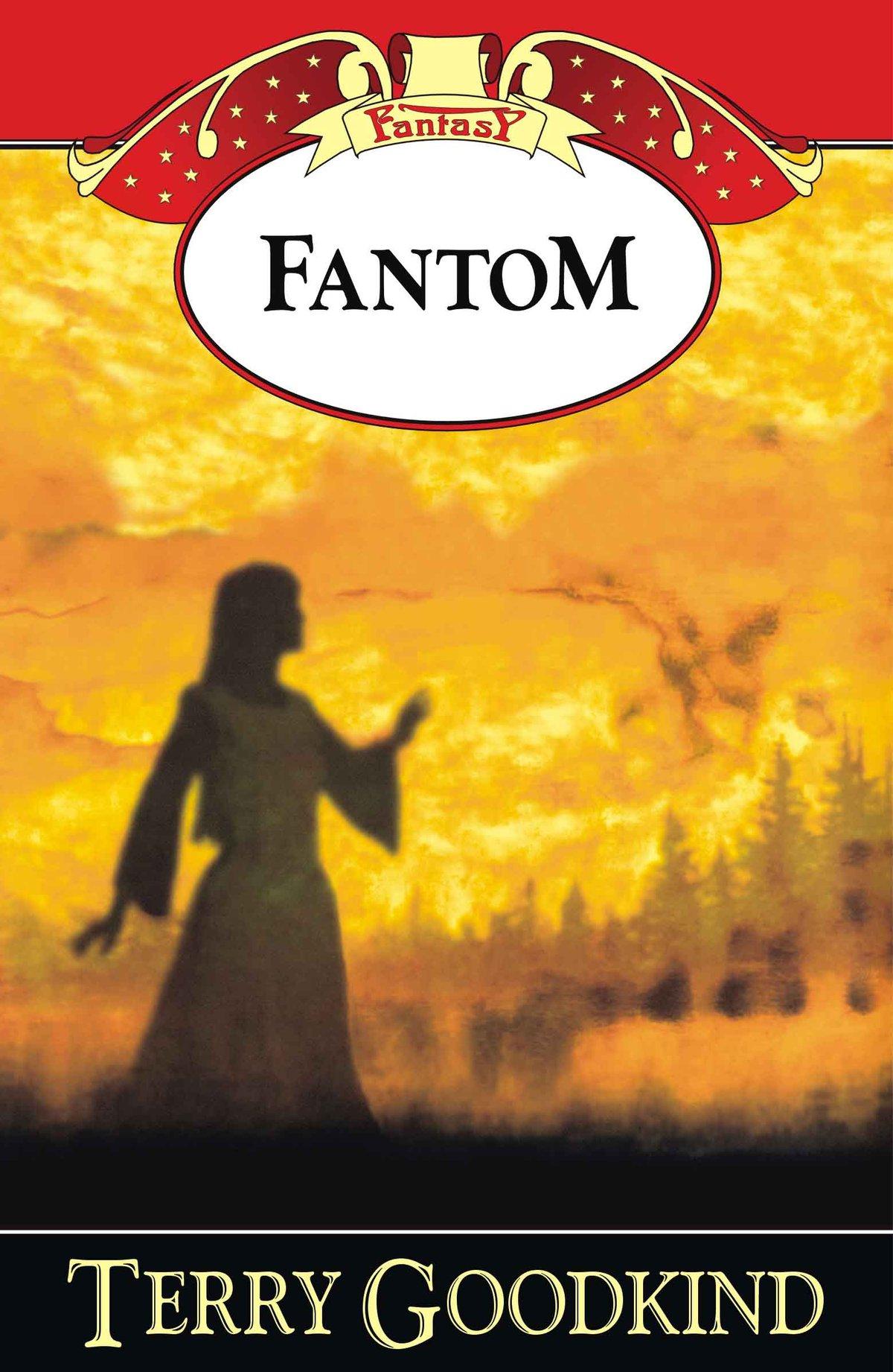 Fantom - Ebook (Książka EPUB) do pobrania w formacie EPUB