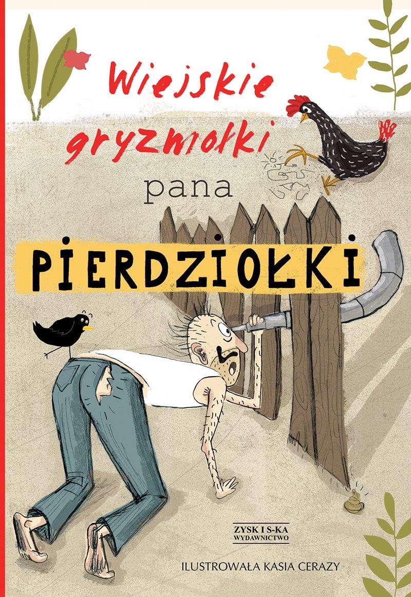 Wiejskie gryzmołki Pana Pierdziołki - Ebook (Książka na Kindle) do pobrania w formacie MOBI