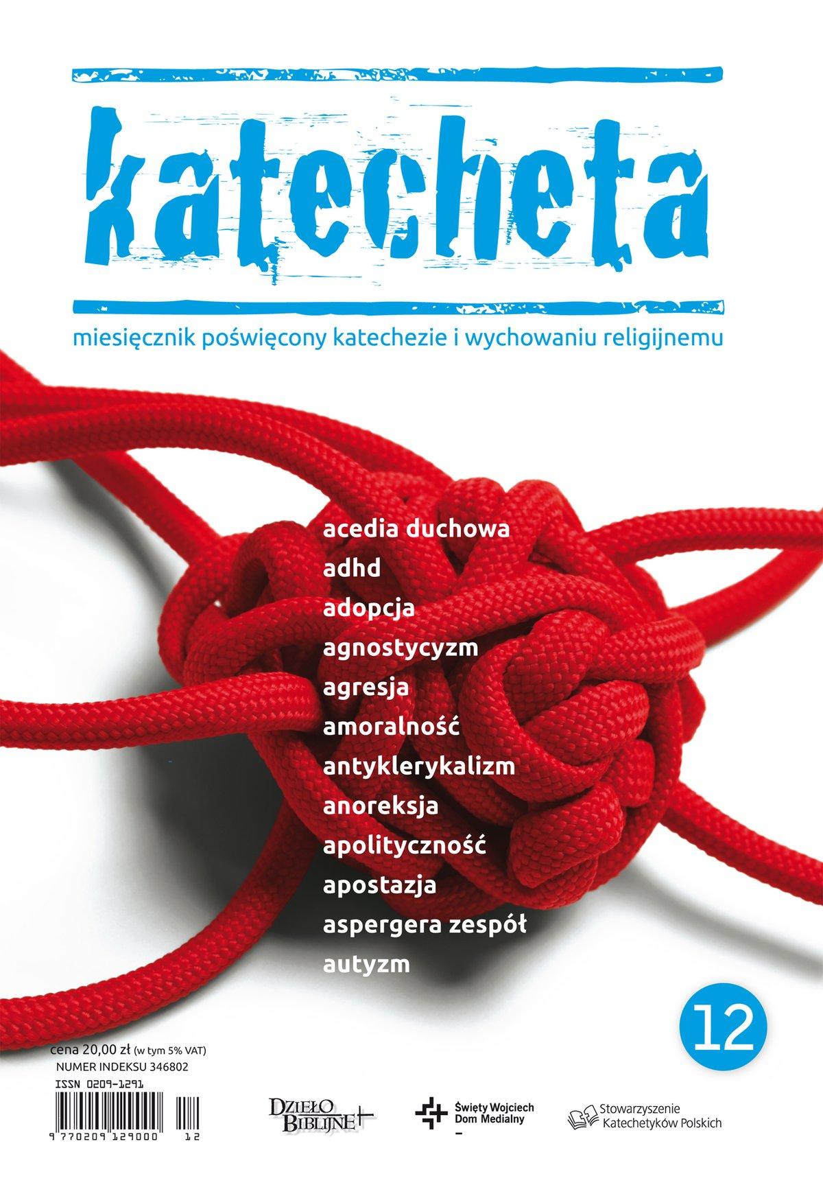 Katecheta nr 12/2015 - Ebook (Książka na Kindle) do pobrania w formacie MOBI