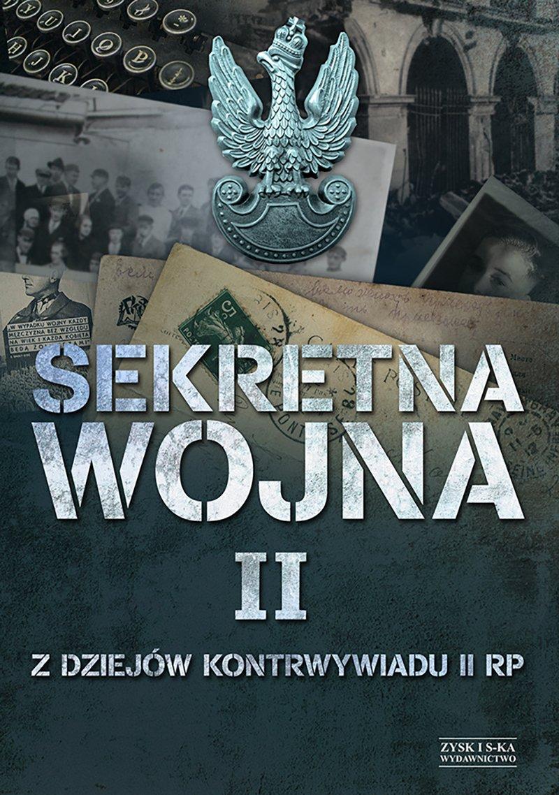 Sekretna wojna 2 - Ebook (Książka na Kindle) do pobrania w formacie MOBI