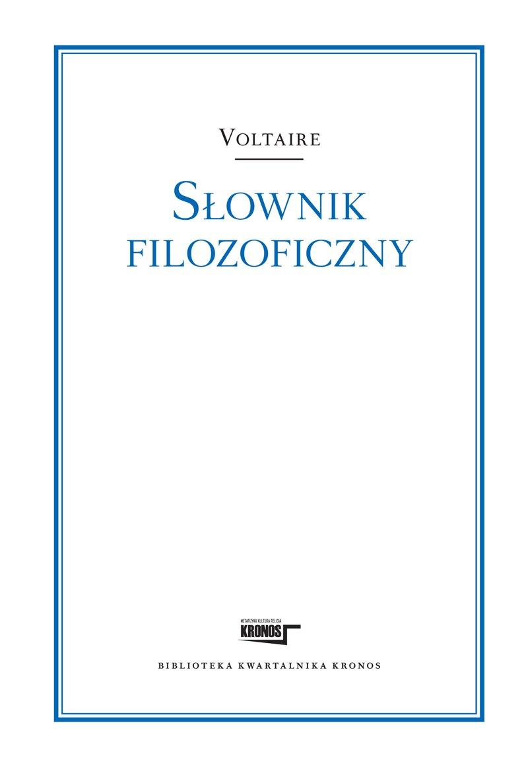 Słownik filozoficzny - Ebook (Książka EPUB) do pobrania w formacie EPUB