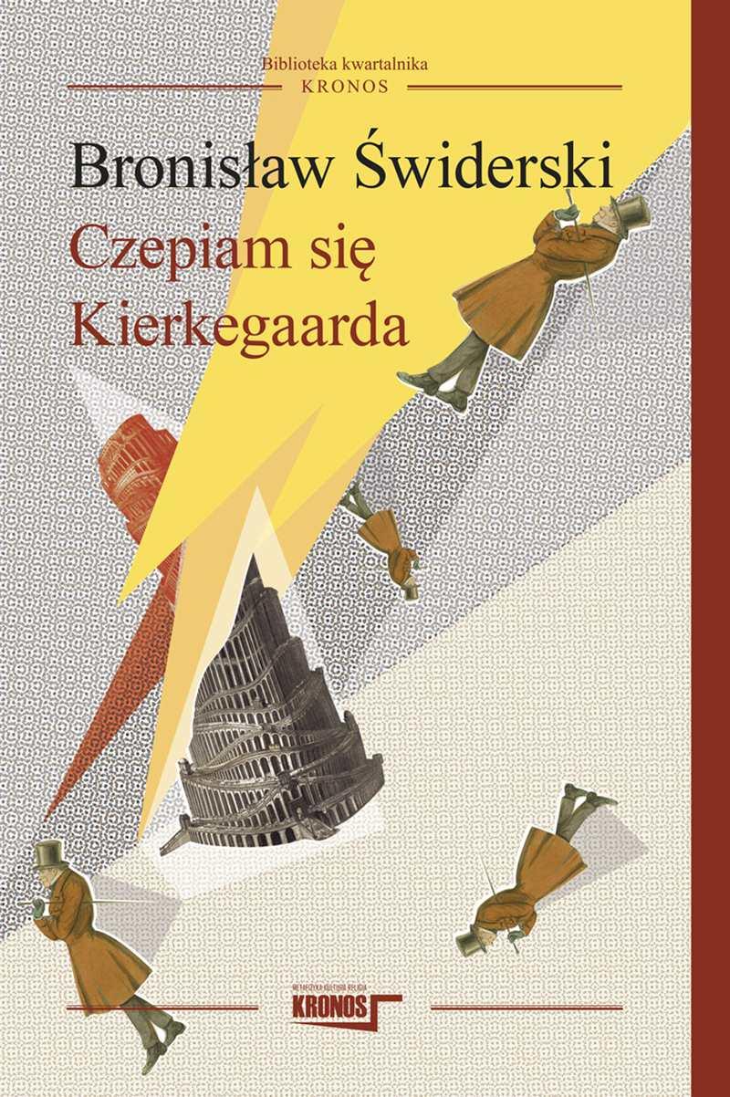 Czepiam się Kierkegaarda - Ebook (Książka EPUB) do pobrania w formacie EPUB