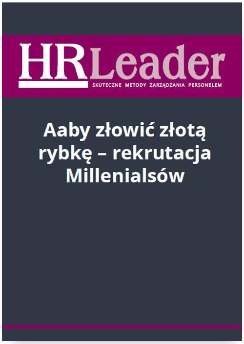 Aaby złowić złotą rybkę - rekrutacja Millenialsów - Ebook (Książka PDF) do pobrania w formacie PDF