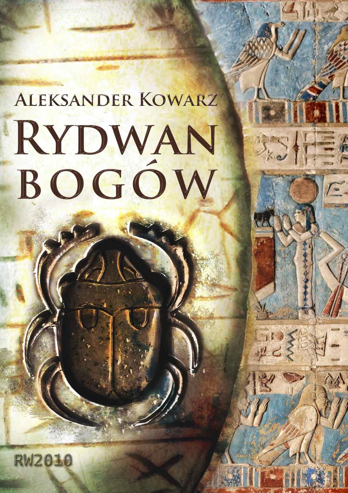 Rydwan Bogów - Ebook (Książka EPUB) do pobrania w formacie EPUB