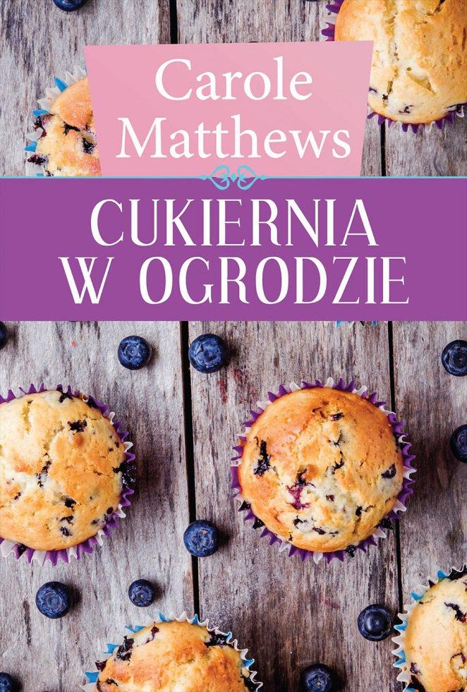 Cukiernia w ogrodzie - Ebook (Książka na Kindle) do pobrania w formacie MOBI