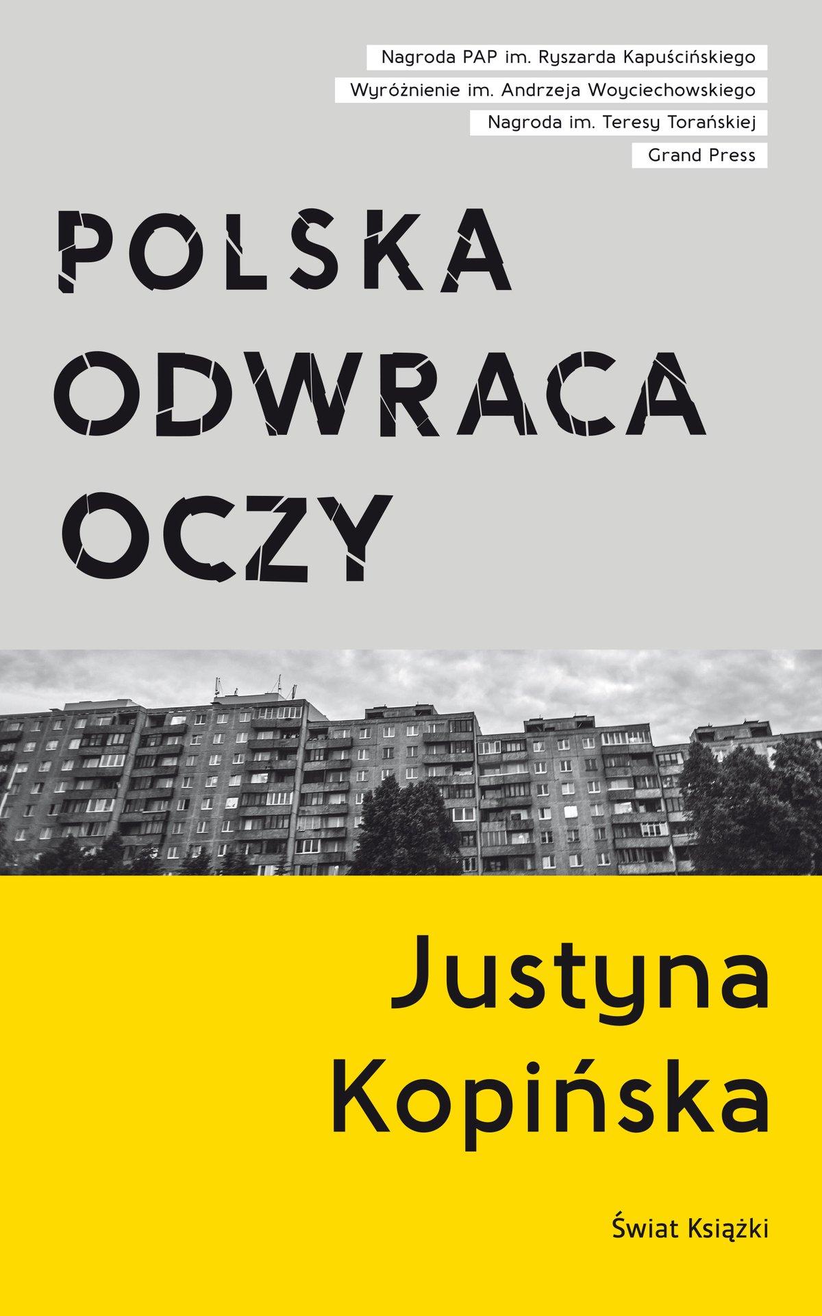 Polska odwraca oczy - Ebook (Książka na Kindle) do pobrania w formacie MOBI