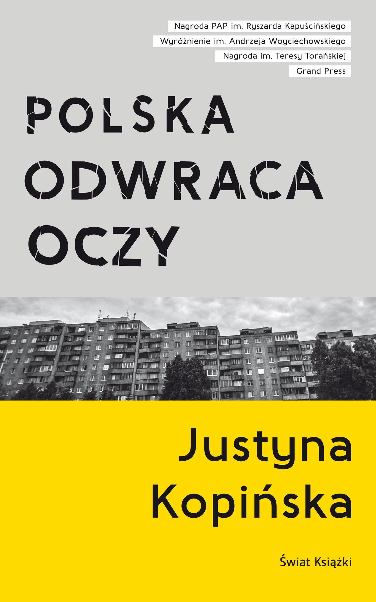 Polska odwraca oczy - Ebook (Książka EPUB) do pobrania w formacie EPUB
