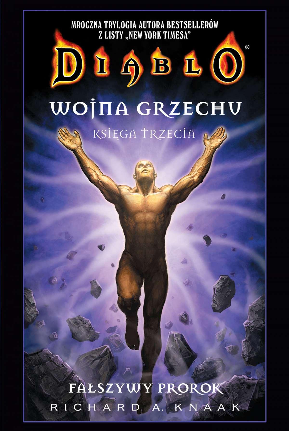 Diablo. Wojna Grzechu: Fałszywy prorok - Ebook (Książka EPUB) do pobrania w formacie EPUB