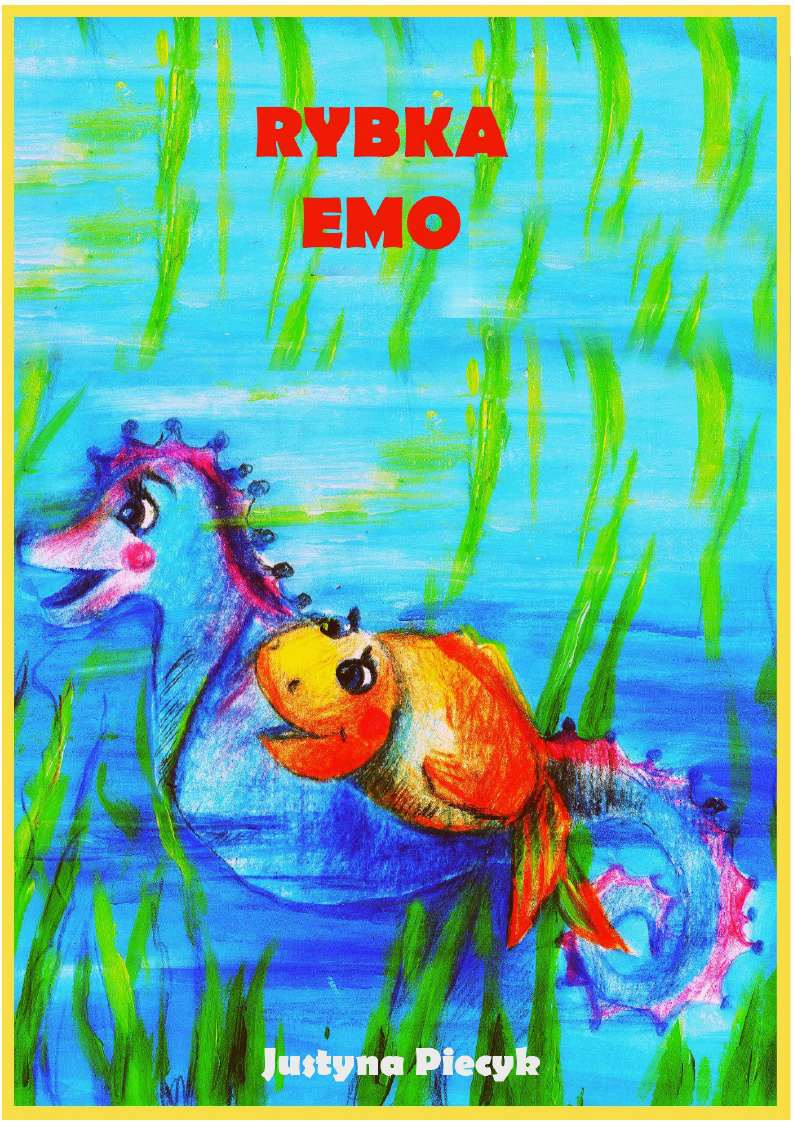 Rybka Emo - Ebook (Książka PDF) do pobrania w formacie PDF