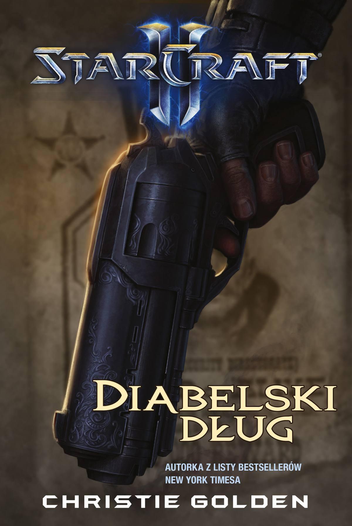 StarCraft II: Diabelski dług - Ebook (Książka na Kindle) do pobrania w formacie MOBI