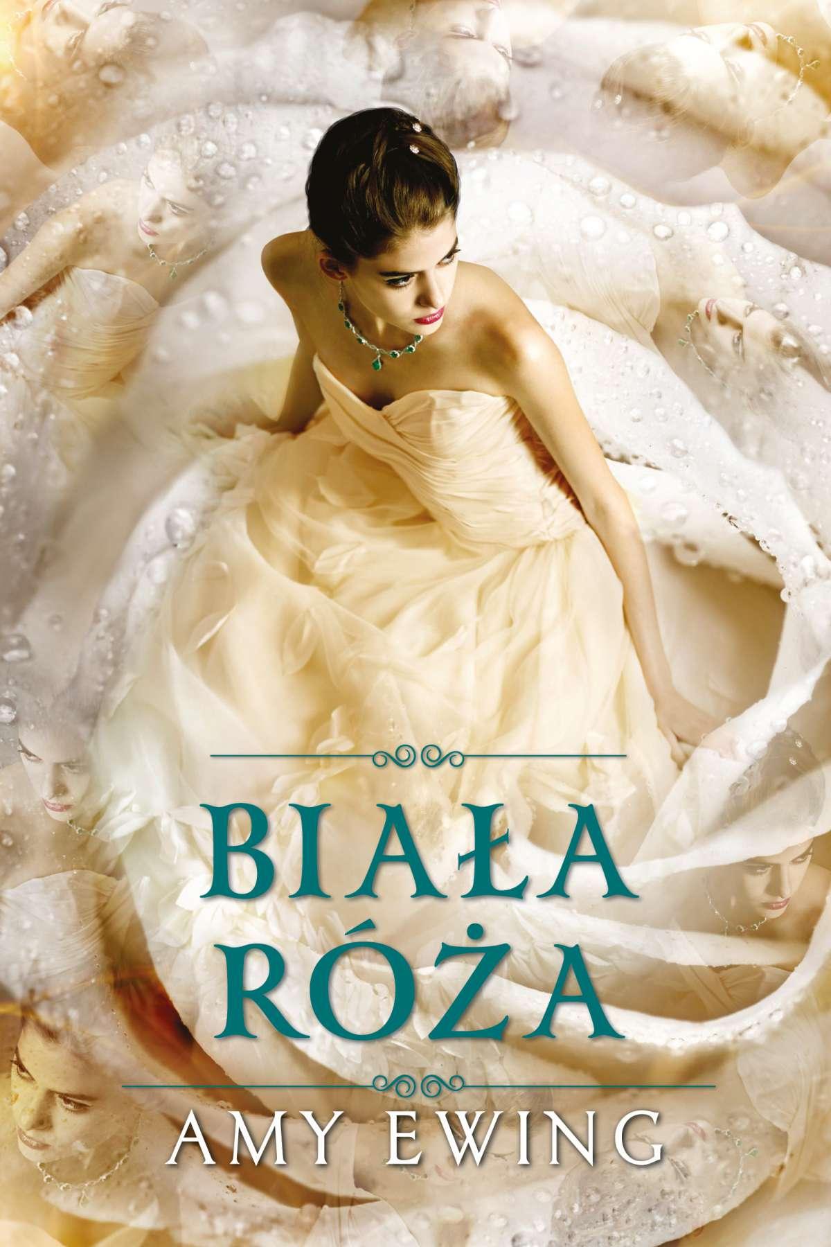 Klejnot 2. Biała Róża - Ebook (Książka na Kindle) do pobrania w formacie MOBI