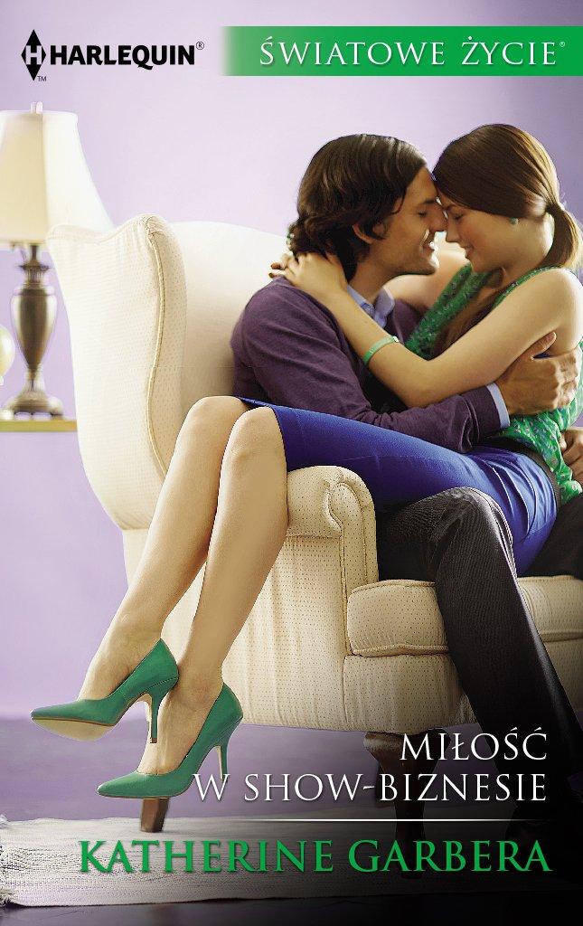 Miłość w show-biznesie - Ebook (Książka EPUB) do pobrania w formacie EPUB