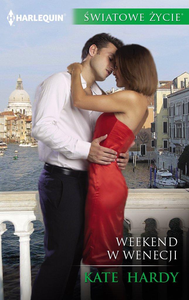 Weekend w Wenecji - Ebook (Książka EPUB) do pobrania w formacie EPUB