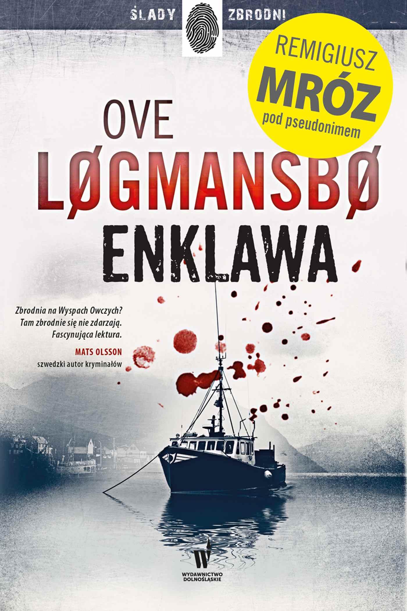 Enklawa - Ebook (Książka na Kindle) do pobrania w formacie MOBI