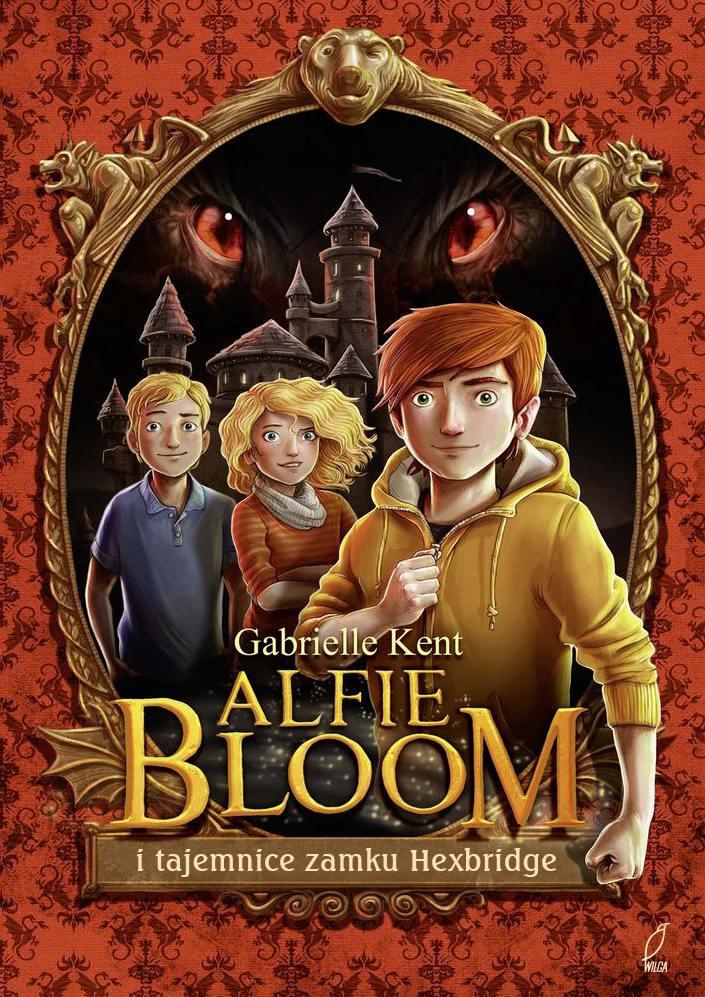 Alfie Bloom i tajemnice zamku Hexbridge - Ebook (Książka na Kindle) do pobrania w formacie MOBI