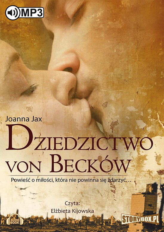Dziedzictwo von Becków - Audiobook (Książka audio MP3) do pobrania w całości w archiwum ZIP