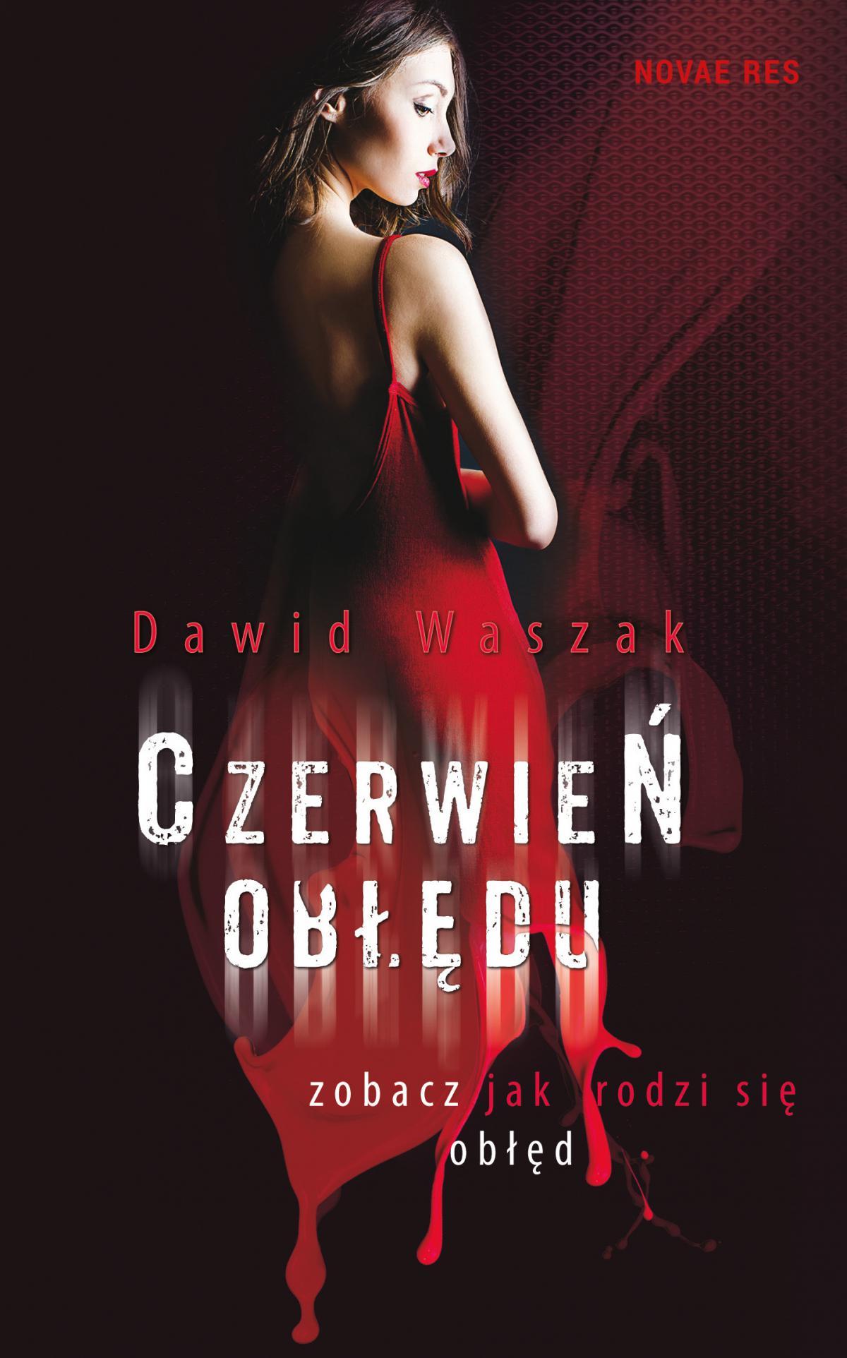 Czerwień obłędu - Ebook (Książka EPUB) do pobrania w formacie EPUB