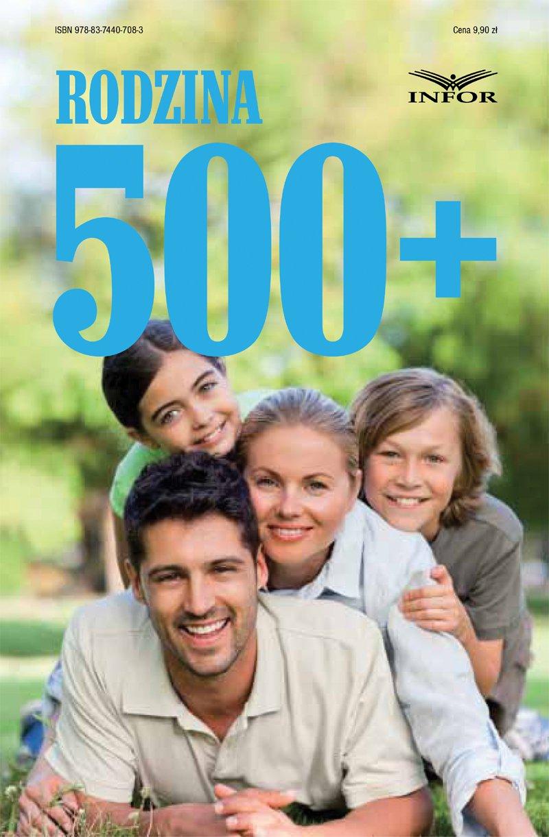 Rodzina 500+ - Ebook (Książka PDF) do pobrania w formacie PDF