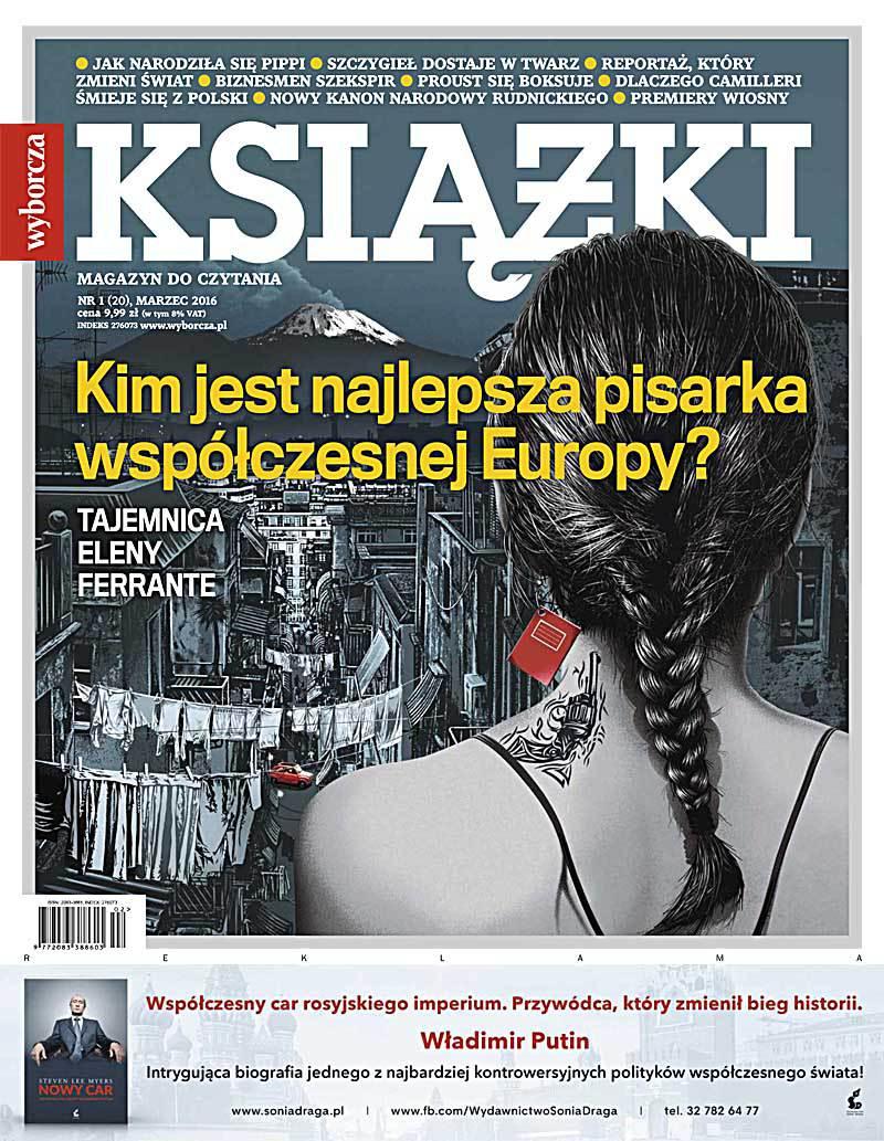 Książki. Magazyn do Czytania - Ebook (Książka PDF) do pobrania w formacie PDF