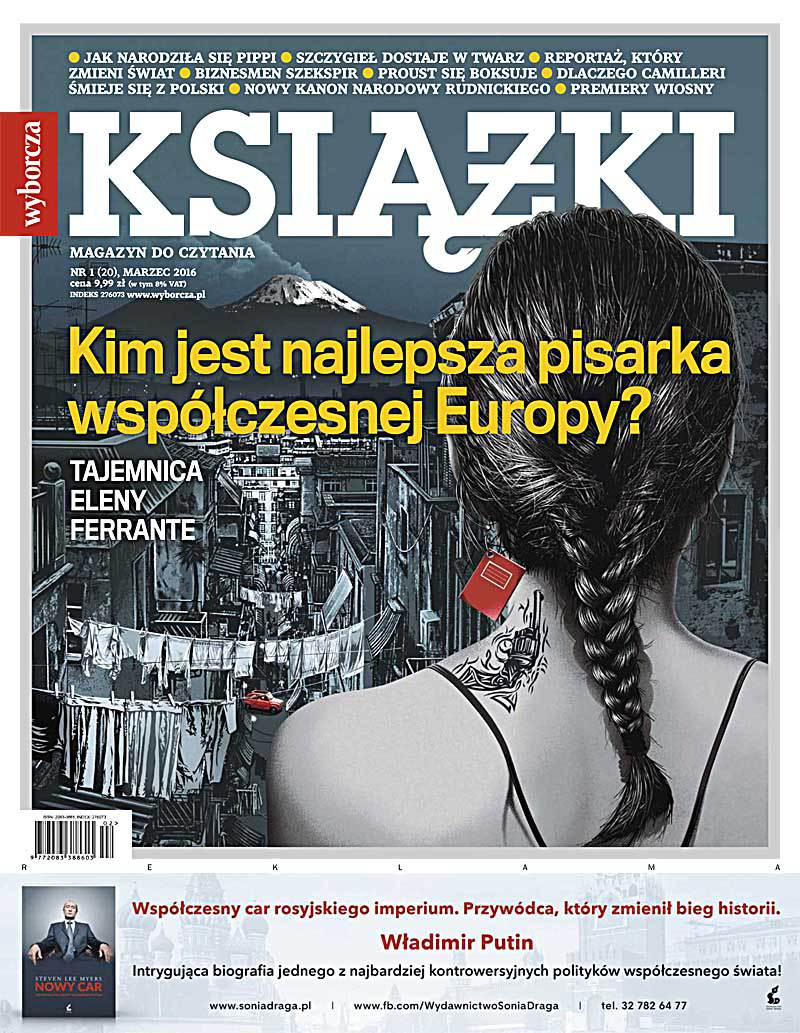 Książki. Magazyn do Czytania - Ebook (Książka EPUB) do pobrania w formacie EPUB