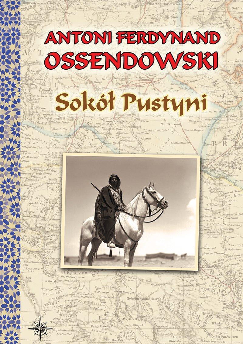 Sokół Pustyni - Ebook (Książka EPUB) do pobrania w formacie EPUB