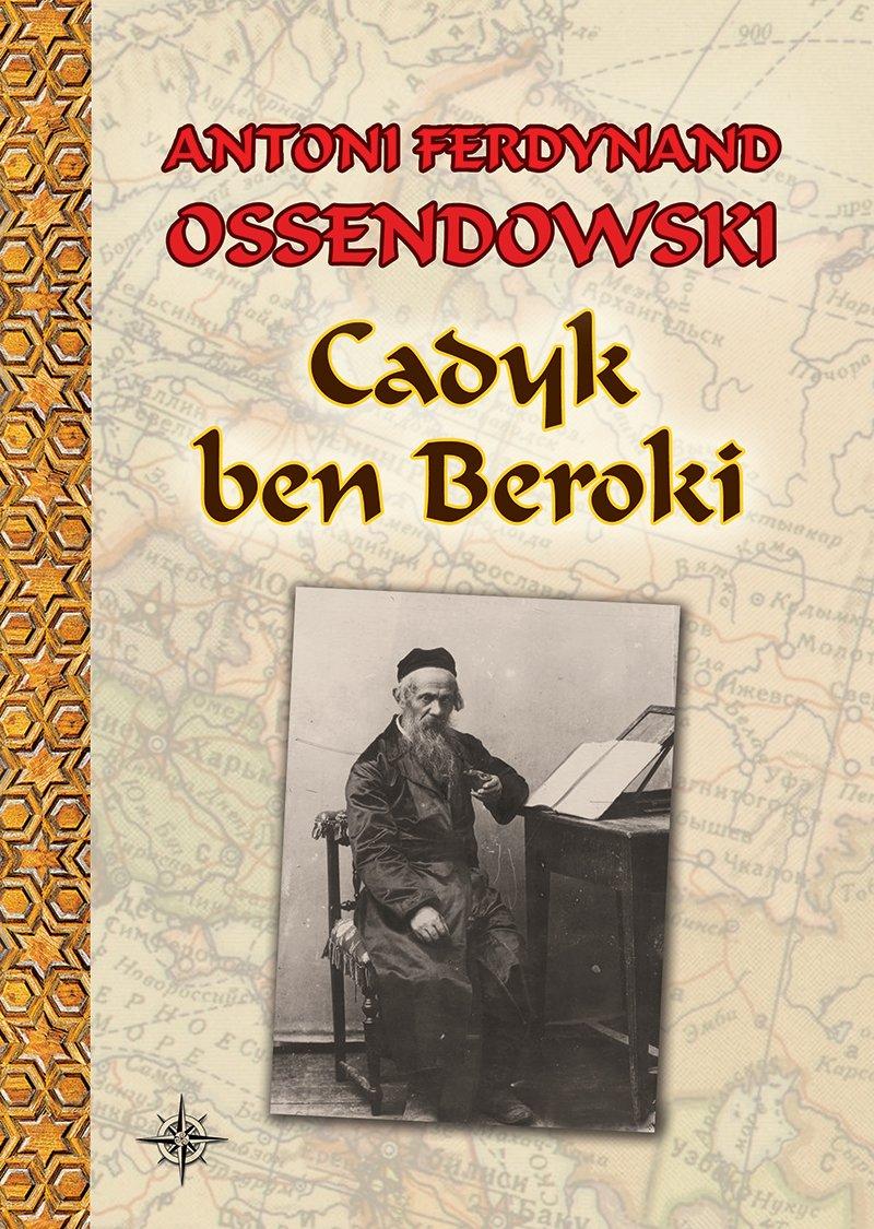 Cadyk ben Beroki - Ebook (Książka EPUB) do pobrania w formacie EPUB
