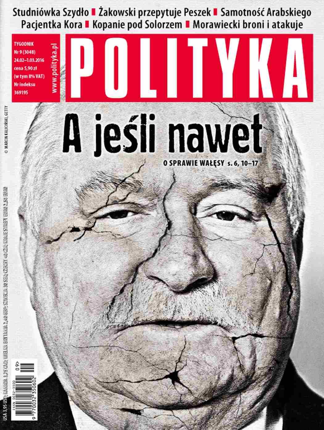 Polityka nr 9/2016 - Ebook (Książka PDF) do pobrania w formacie PDF