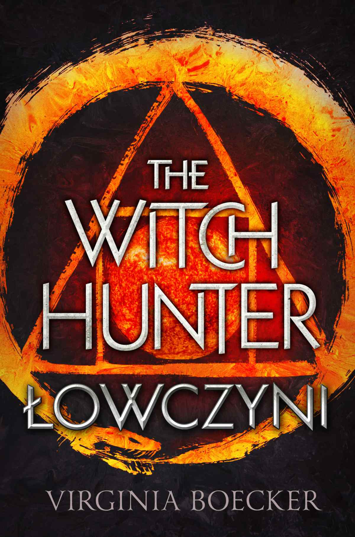 The Witch Hunter. Łowczyni - Ebook (Książka na Kindle) do pobrania w formacie MOBI