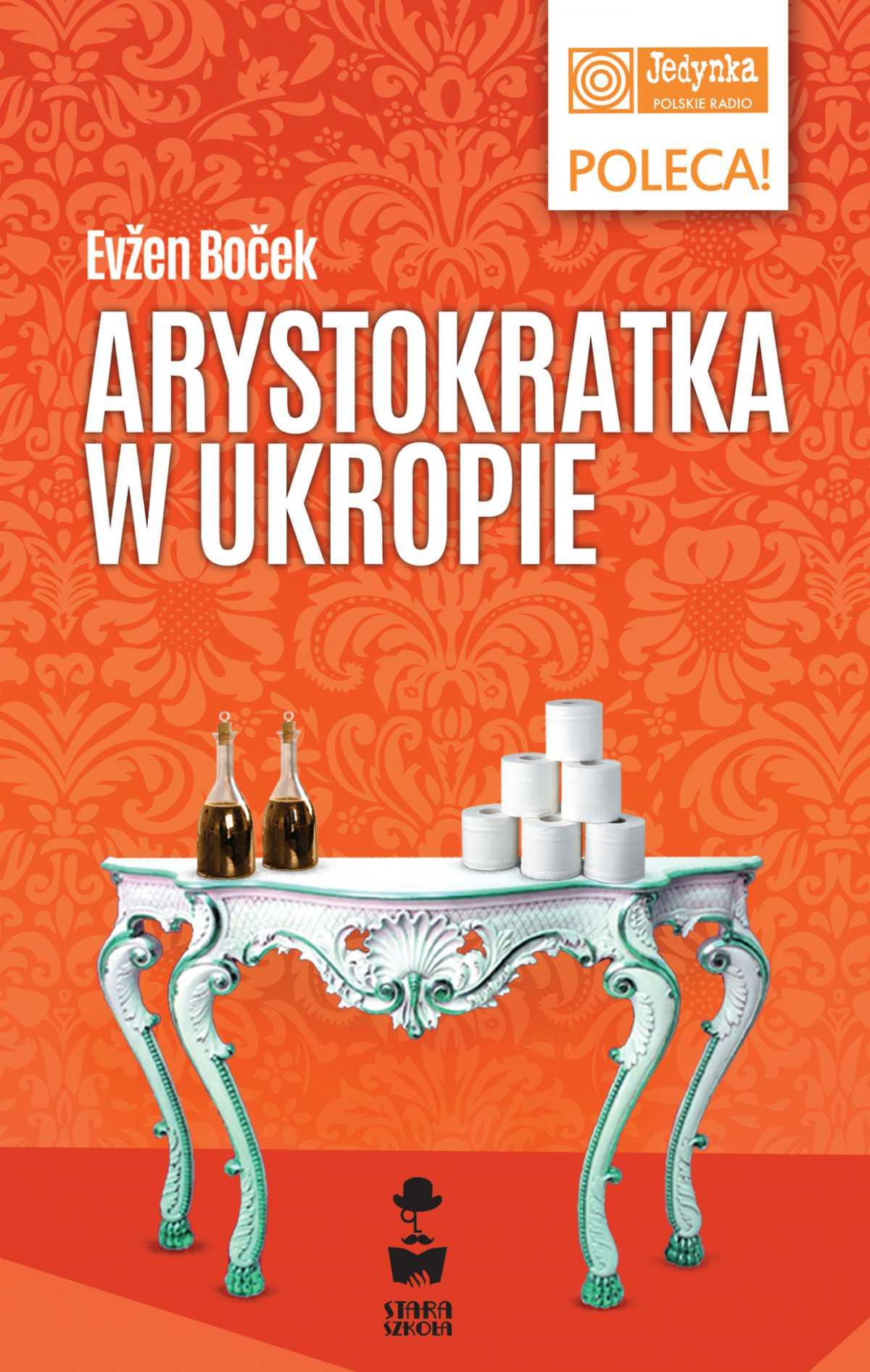 Arystokratka w ukropie - Ebook (Książka na Kindle) do pobrania w formacie MOBI
