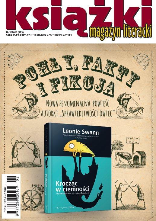 Magazyn Literacki KSIĄŻKI 2/2016 - Ebook (Książka PDF) do pobrania w formacie PDF