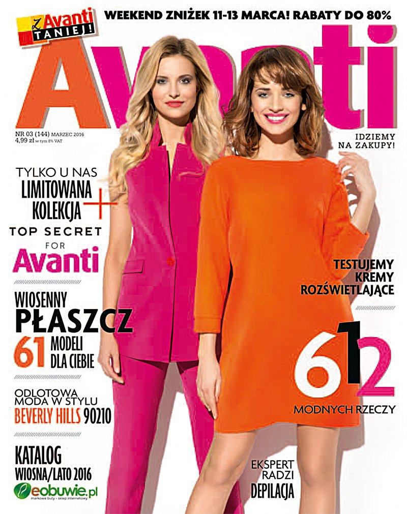Avanti 3/2016 - Ebook (Książka PDF) do pobrania w formacie PDF