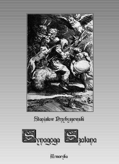 Synagoga Szatana - Ebook (Książka PDF) do pobrania w formacie PDF