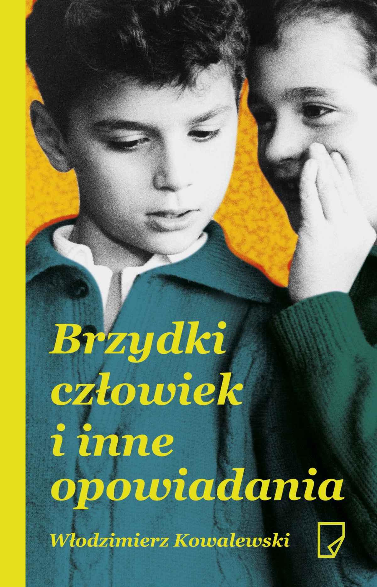 Brzydki człowiek i inne opowiadania - Ebook (Książka na Kindle) do pobrania w formacie MOBI