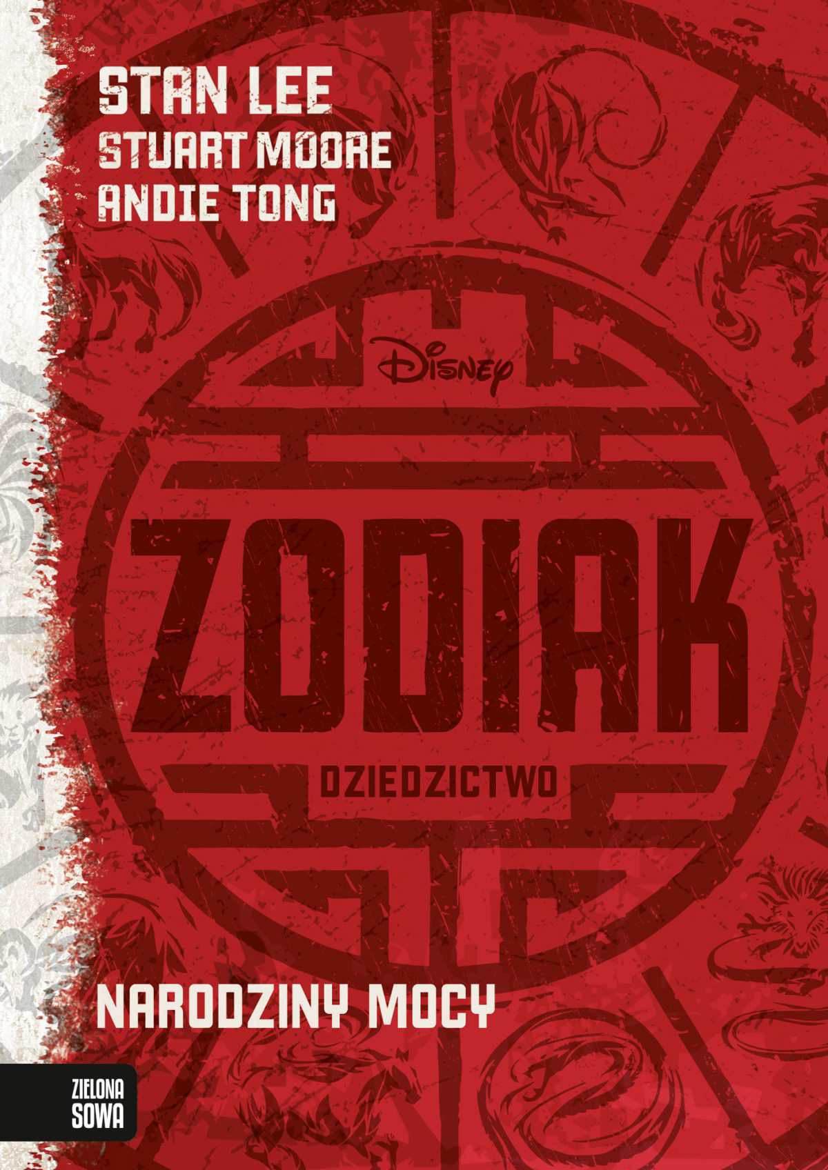 Zodiak Dziedzictwo. Narodziny mocy - Ebook (Książka EPUB) do pobrania w formacie EPUB