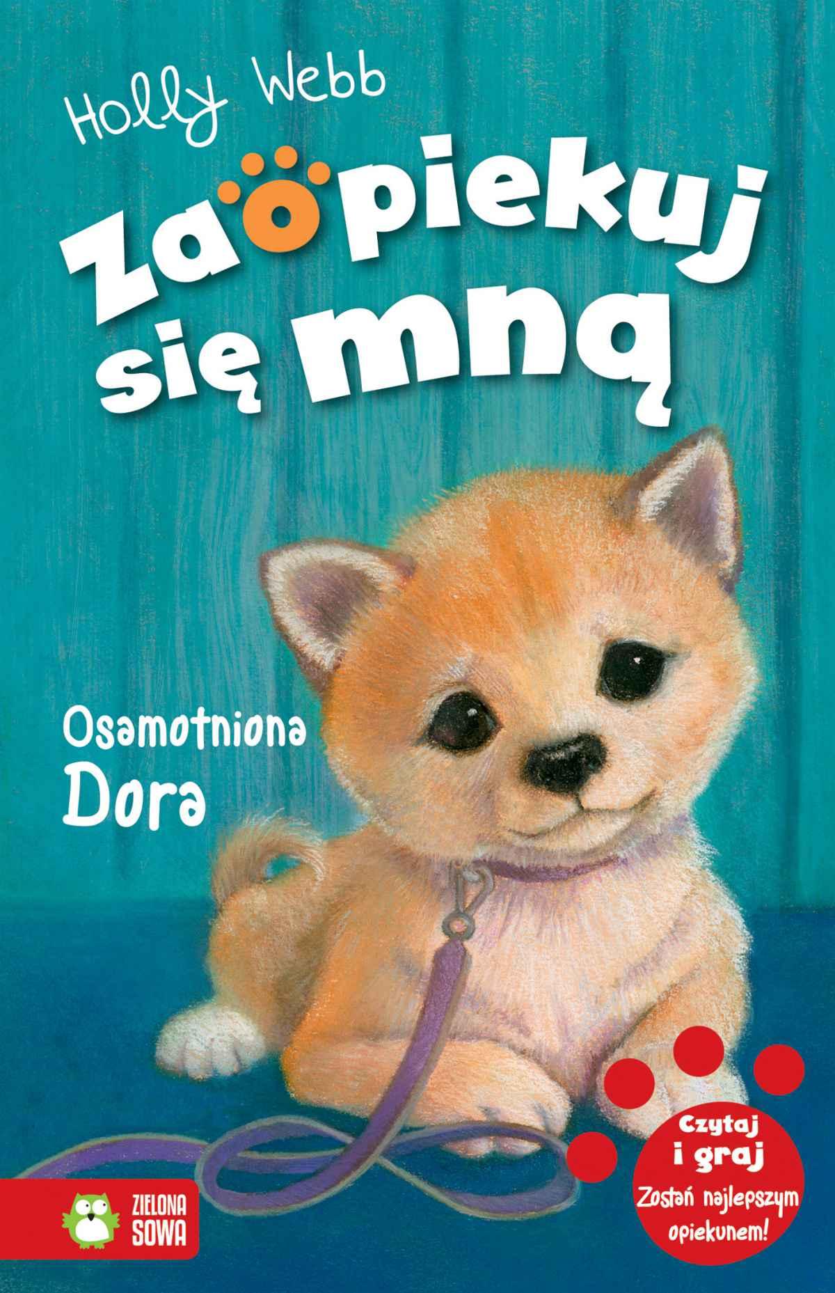 Osamotniona Dora - Ebook (Książka na Kindle) do pobrania w formacie MOBI