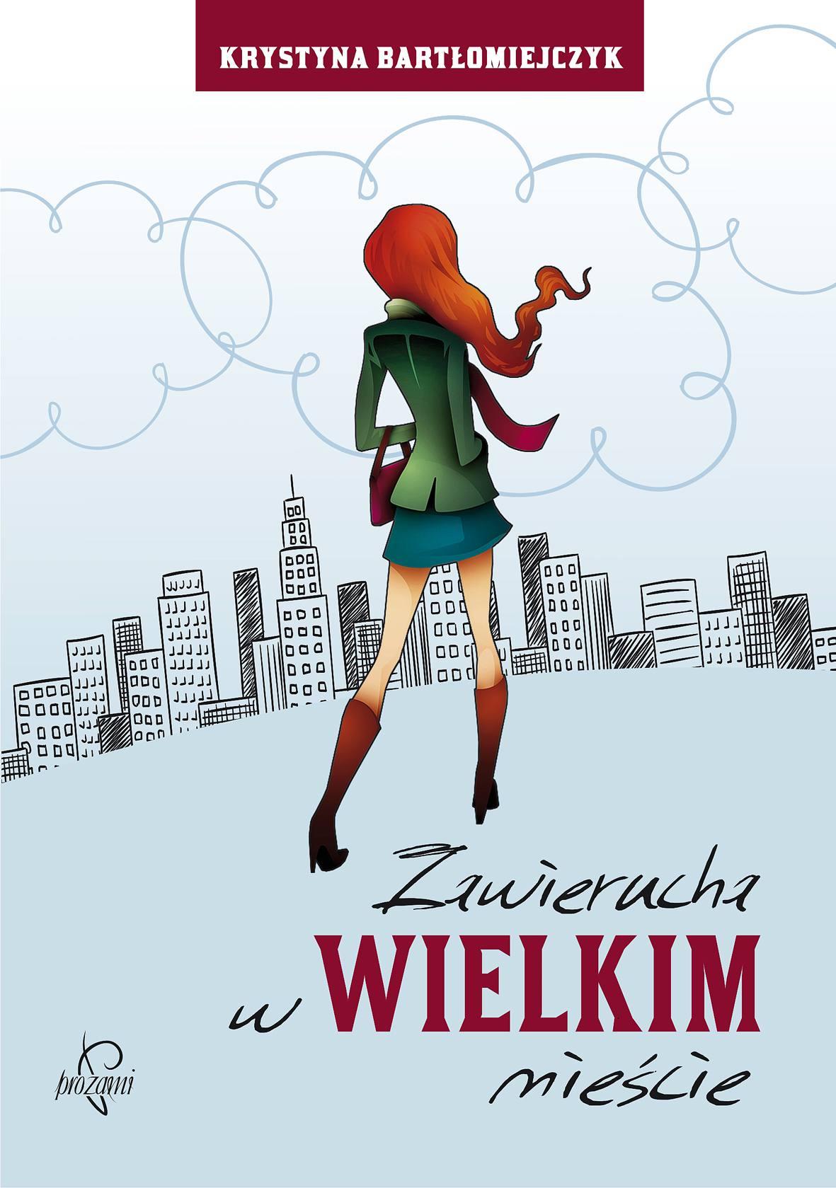 Zawierucha w wielkim mieście - Ebook (Książka EPUB) do pobrania w formacie EPUB