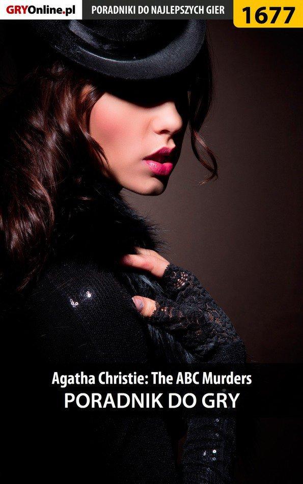 Agatha Christie: The ABC Murders - poradnik do gry - Ebook (Książka EPUB) do pobrania w formacie EPUB