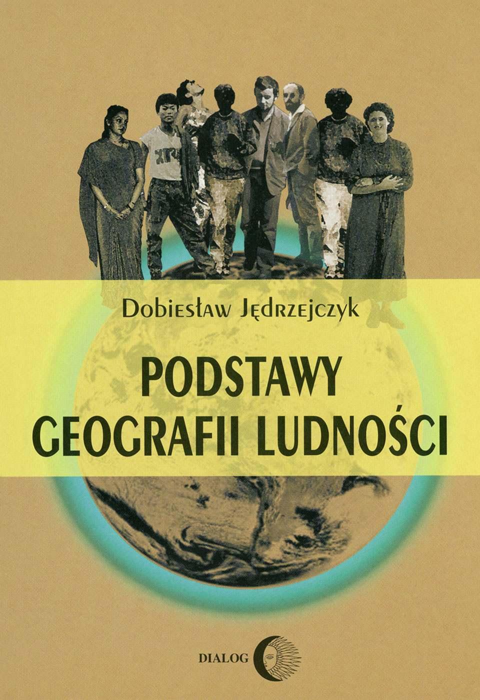 Podstawy geografii ludności - Ebook (Książka EPUB) do pobrania w formacie EPUB